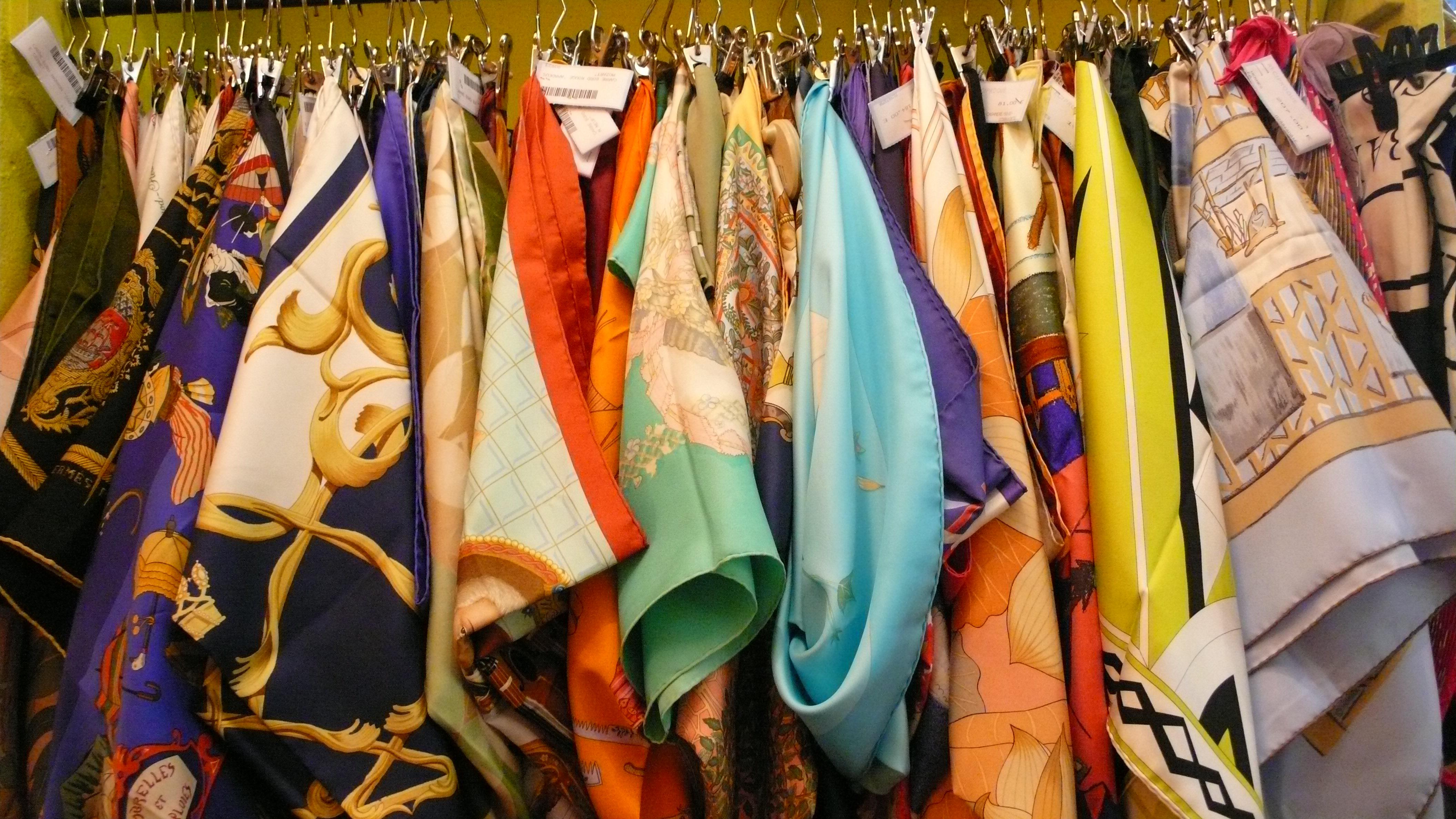hermes inspired scarves
